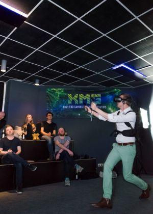 VR als Publikumssport